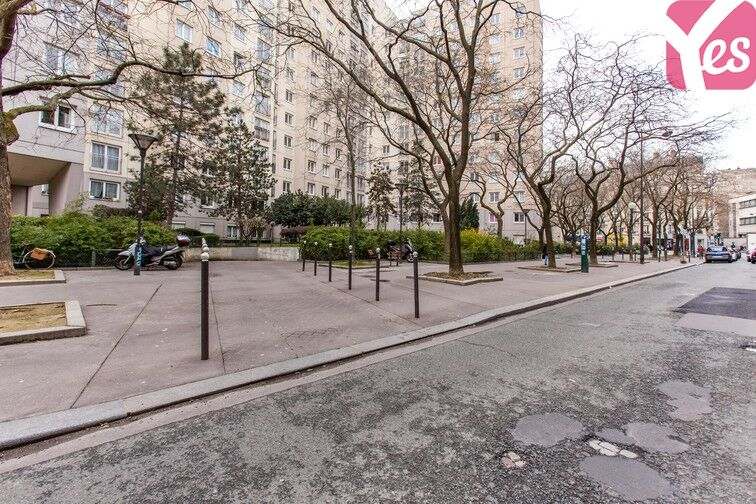 Parking Rue Didot - Paris 14 location