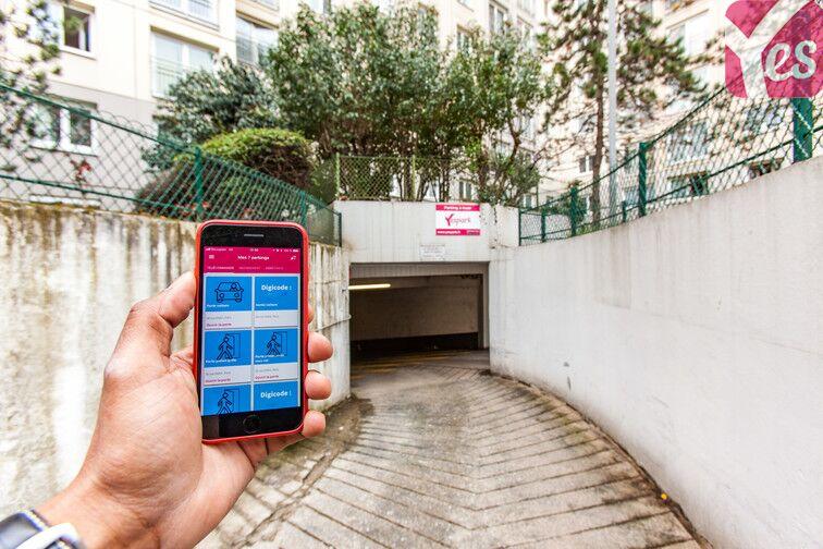 location parking Rue Didot - Paris 14