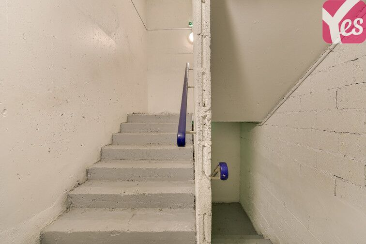 Parking Flandre - Aubervilliers - Paris 19 gardien