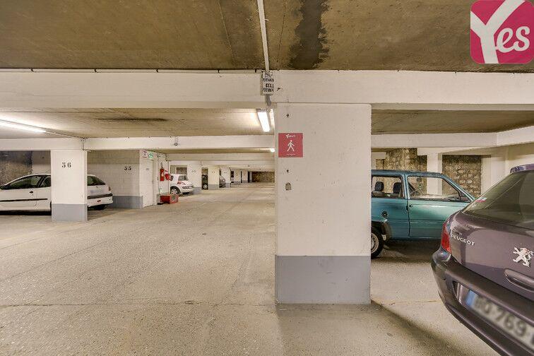 Parking Flandre - Aubervilliers - Paris 19 Paris