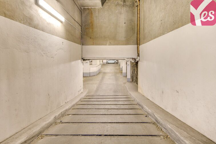 Parking Flandre - Aubervilliers - Paris 19 garage