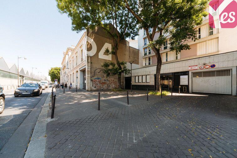 Parking Flandre - Aubervilliers - Paris 19 box