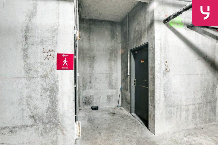 Parking Guynemer - Rue de Malakoff - Châtillon watchman