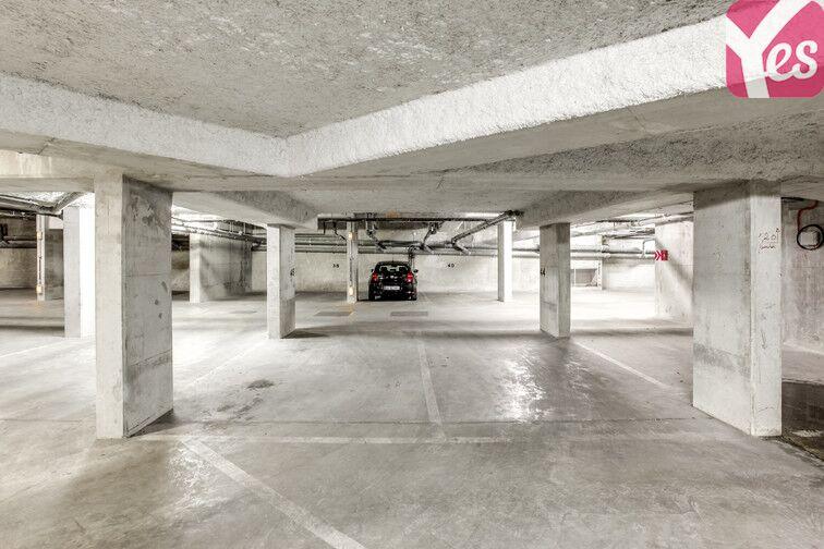 Parking Guynemer - Rue de Malakoff - Châtillon 1 rue Maximilien Robespierre