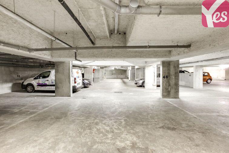 Parking Guynemer - Rue de Malakoff - Châtillon secure