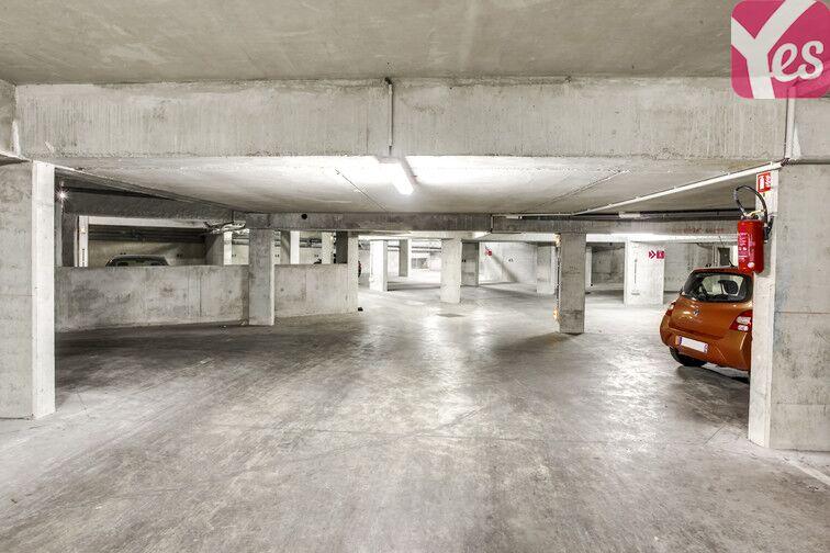 Parking Guynemer - Rue de Malakoff - Châtillon gardien