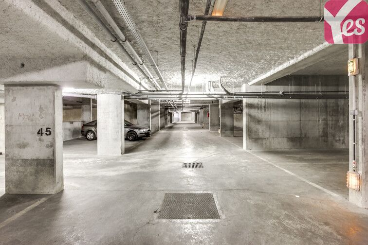 Parking Guynemer - Rue de Malakoff - Châtillon souterrain