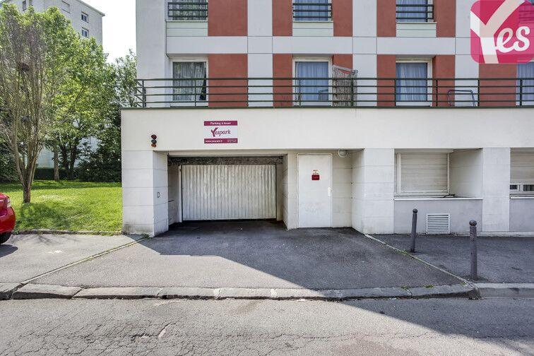 Parking Guynemer - Rue de Malakoff - Châtillon underground