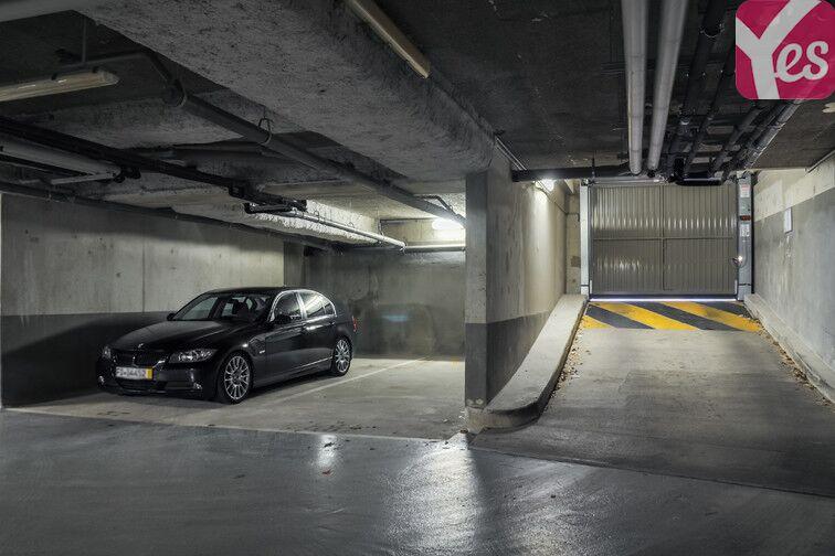 Parking Eglise - Gare - Neuilly-Plaisance box