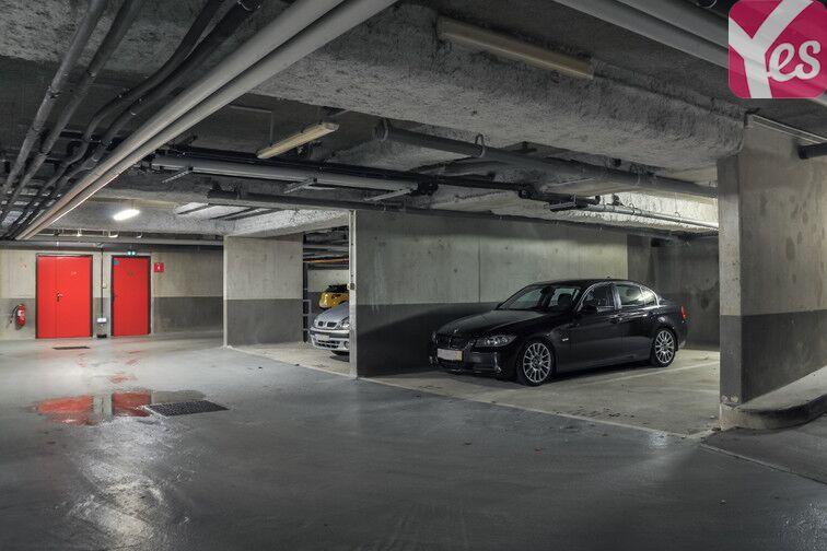 Parking Eglise - Gare - Neuilly-Plaisance caméra