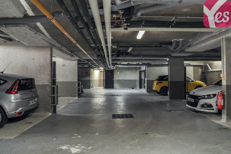 Parking Eglise - Gare - Neuilly-Plaisance 93360
