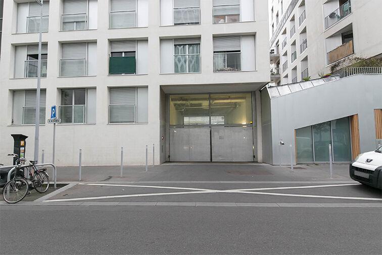 Parking Renault - Billancourt - Parc Billancourt 29 rue Marcel Bontemps