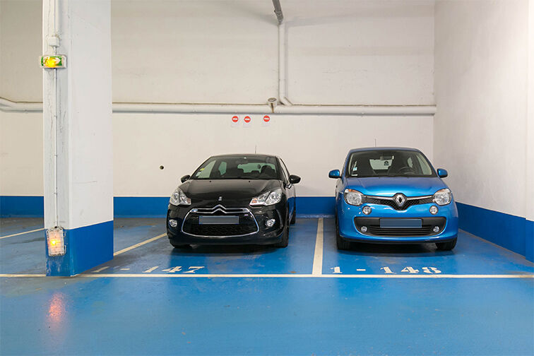 Parking Renault - Billancourt - Parc Billancourt en location