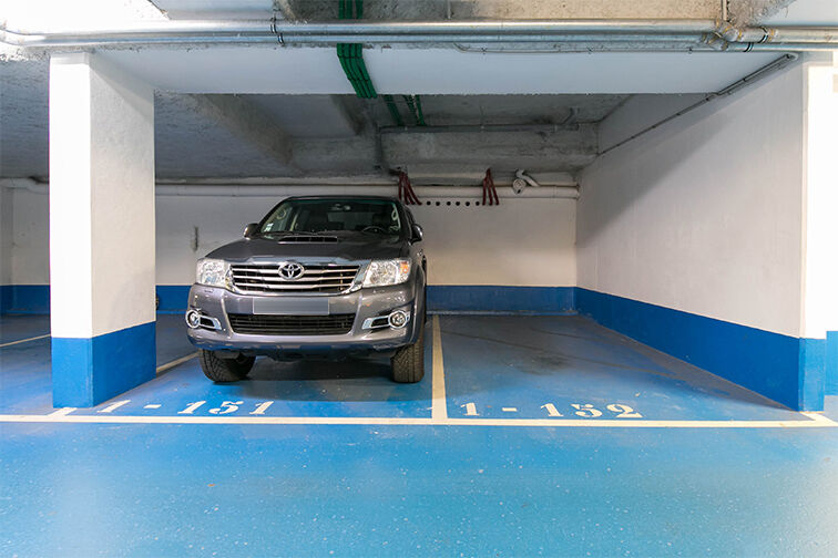 Parking Renault - Billancourt - Parc Billancourt avis