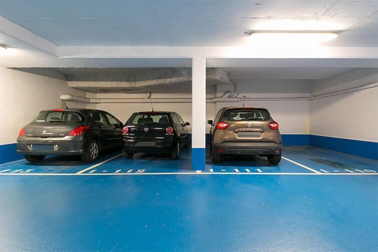 Parking Renault - Billancourt - Parc Billancourt souterrain