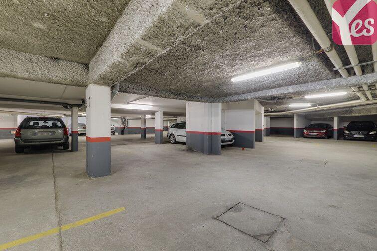 Parking Les Epinettes - Square Paul Lafargue - Evry souterrain