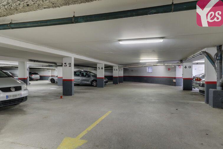 Parking Les Epinettes - Square Paul Lafargue - Evry box