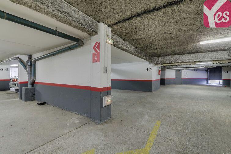 Parking Les Epinettes - Square Paul Lafargue - Evry garage