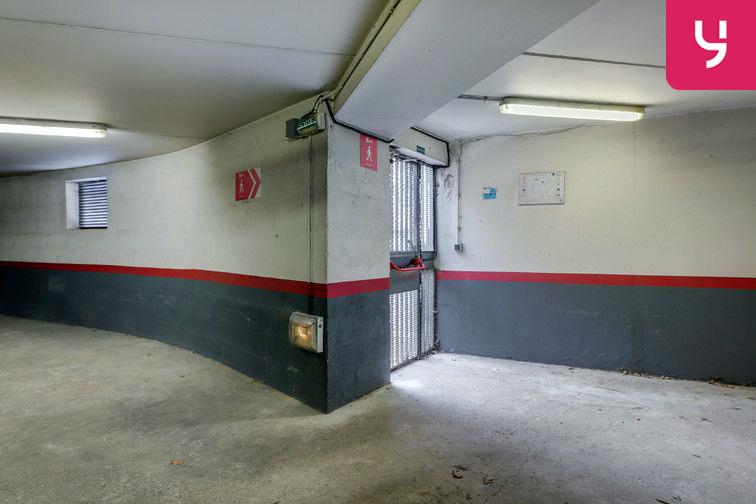 Parking Les Epinettes - Square Paul Lafargue - Evry avis