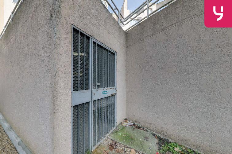Parking Les Epinettes - Square Paul Lafargue - Evry sécurisé