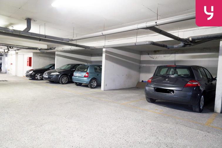 location parking Folie Couvrechef - Caen