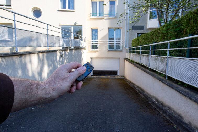 Parking Guérinière 24/24 7/7