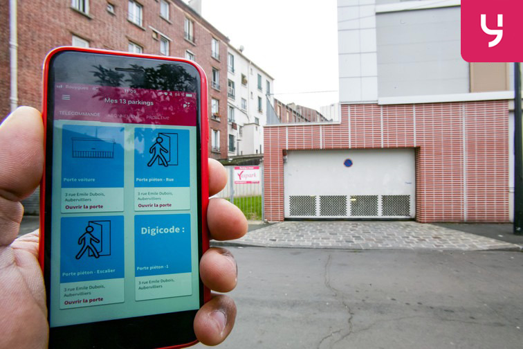 location parking Guérinière