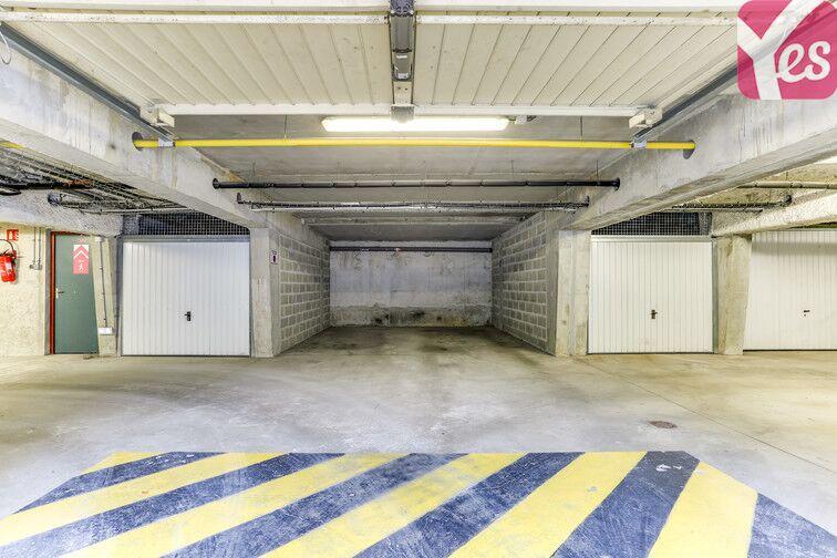 Parking Folie Couvrechef - René Cassin - Caen box