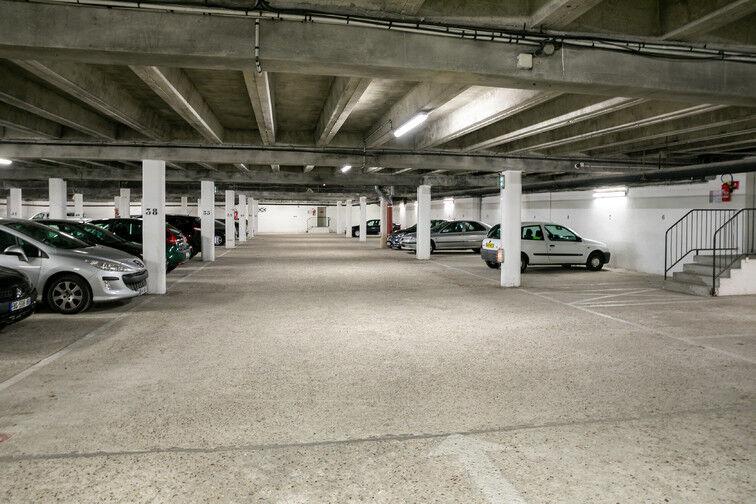 Parking Grand Mare - Rouen caméra