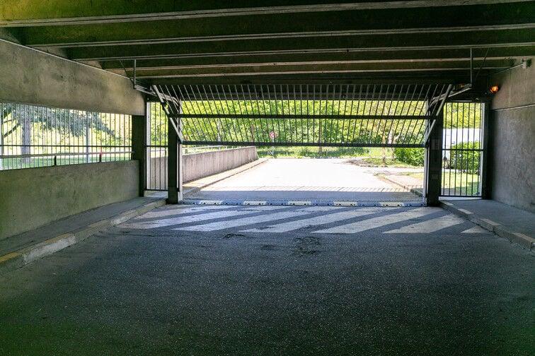 Parking Grand Mare - Rouen garage