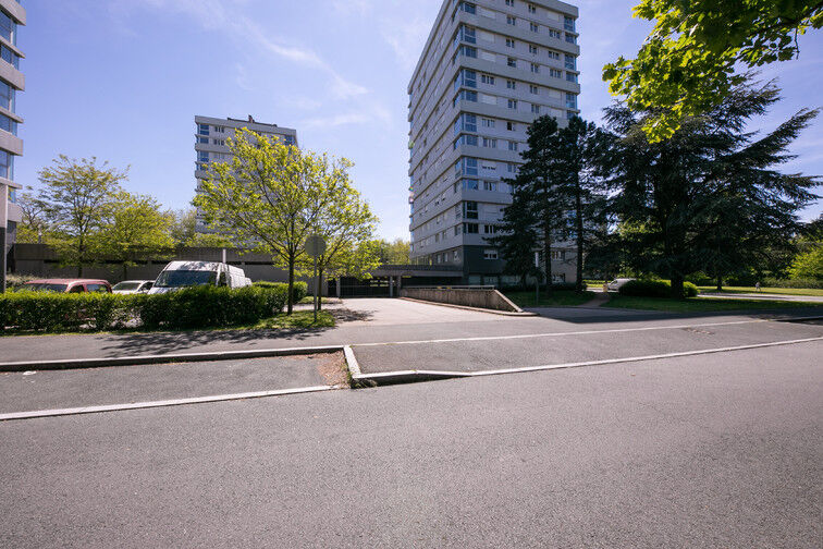 Parking Grand Mare - Rouen 23 rue Giuseppe Verdi