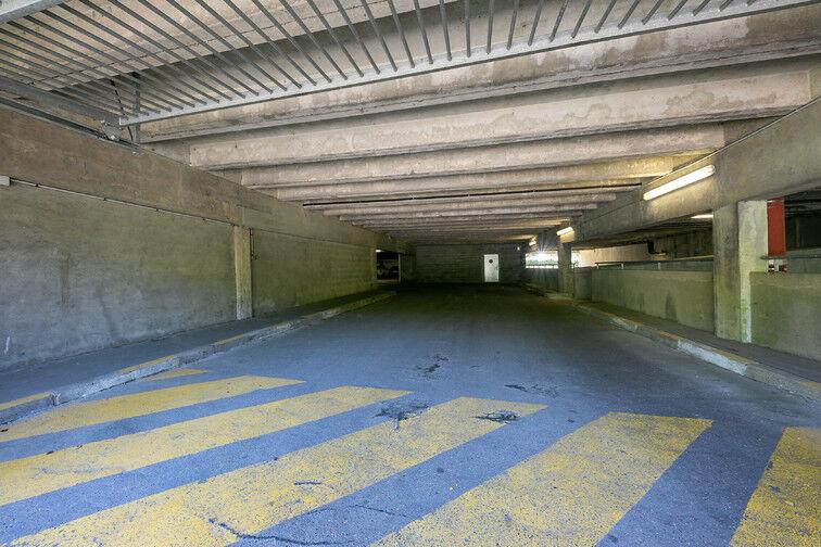 Parking Grand Mare - Rouen souterrain