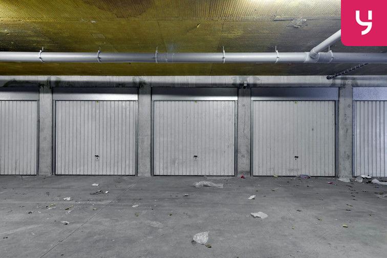 Parking Rue d'Avignon - Franklin Fridolin - Mulhouse sécurisé