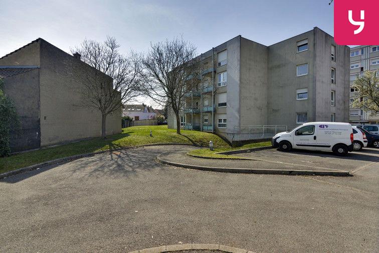 Parking Rue d'Avignon - Franklin Fridolin - Mulhouse location