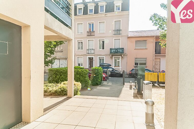 Parking Cité de l'Automobile - Franklin Fridolin - Mulhouse location mensuelle