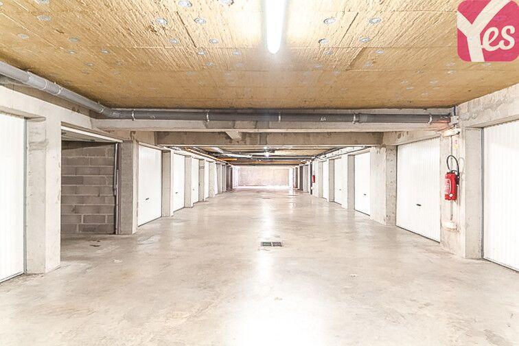 Parking Cité de l'Automobile - Franklin Fridolin - Mulhouse garage