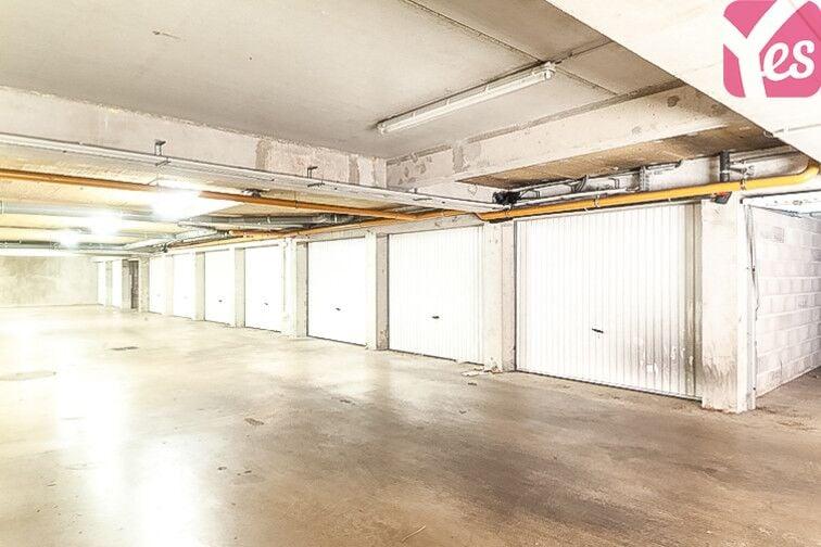 Parking Cité de l'Automobile - Franklin Fridolin - Mulhouse 68100