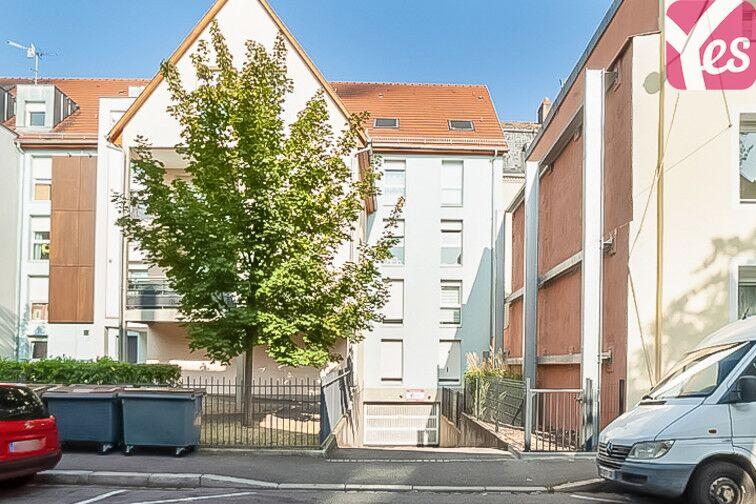 Parking Cité de l'Automobile - Franklin Fridolin - Mulhouse box