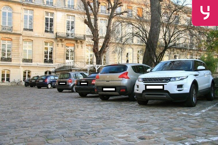location parking Luxembourg
