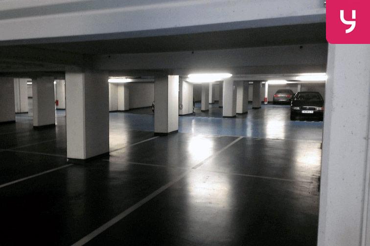 location parking garage luxembourg boulevard saint michel paris yespark