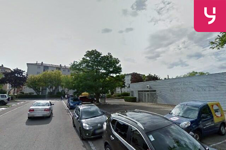 location parking Doller - Mulhouse