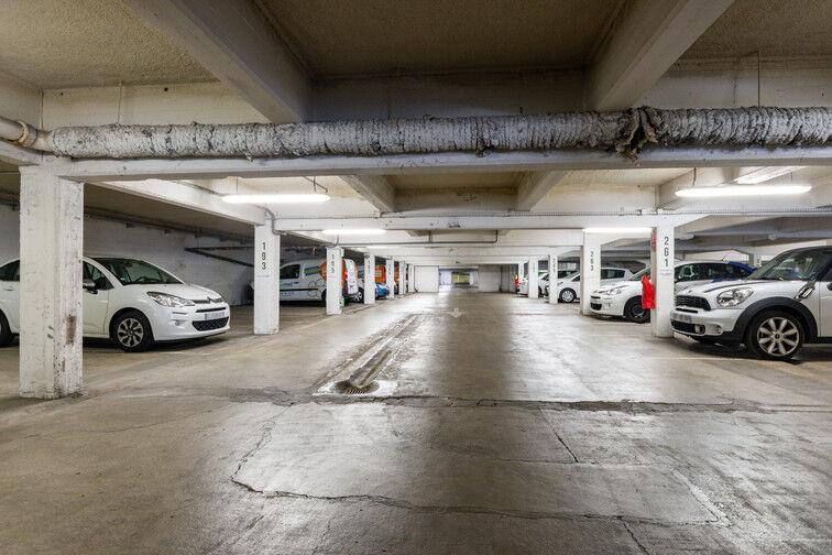 Parking Doller - Mulhouse sécurisé