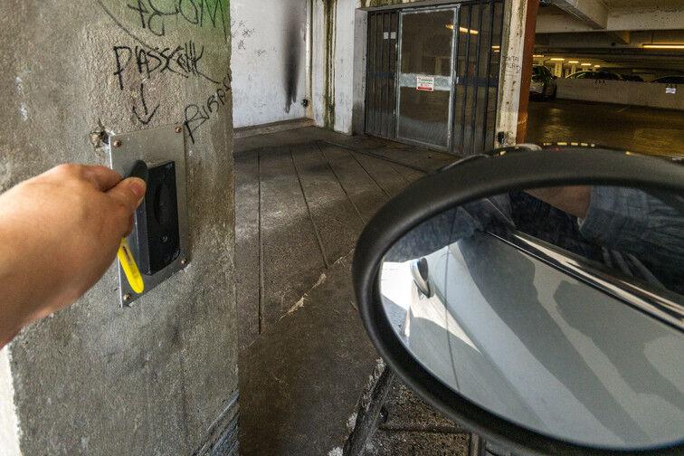 Parking Doller - Mulhouse souterrain