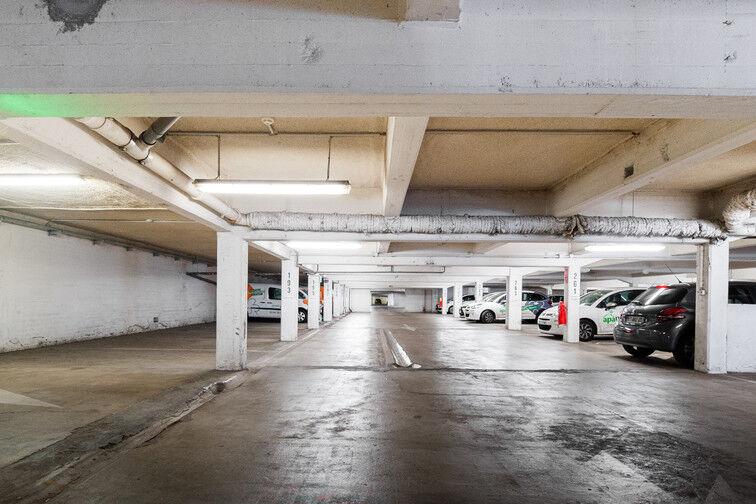 Parking Doller - Mulhouse 68200