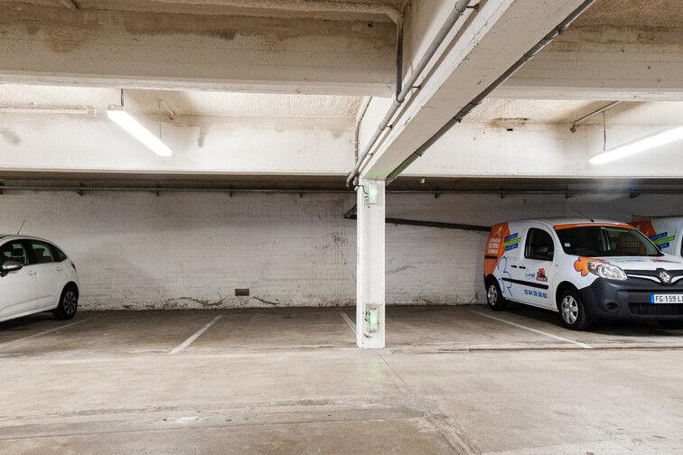 Parking Doller - Mulhouse à louer