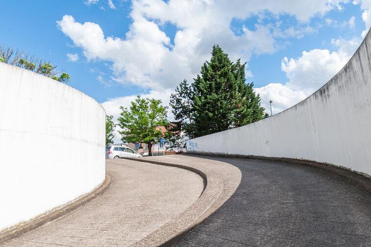 Parking Doller - Mulhouse caméra