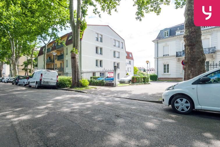 Parking Daguerre - Mulhouse pas cher