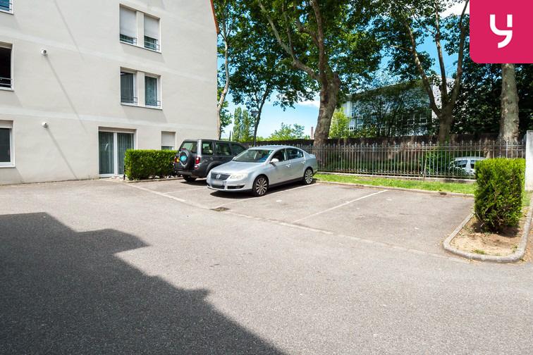 Parking Daguerre - Mulhouse à louer