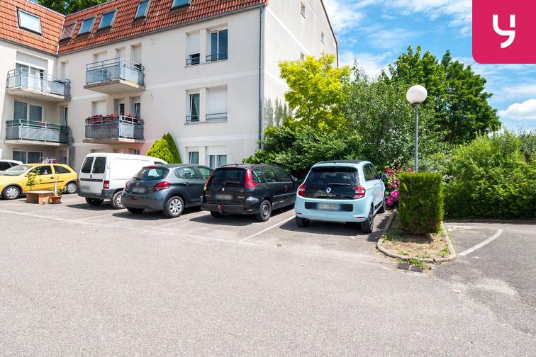 Parking Daguerre - Mulhouse souterrain