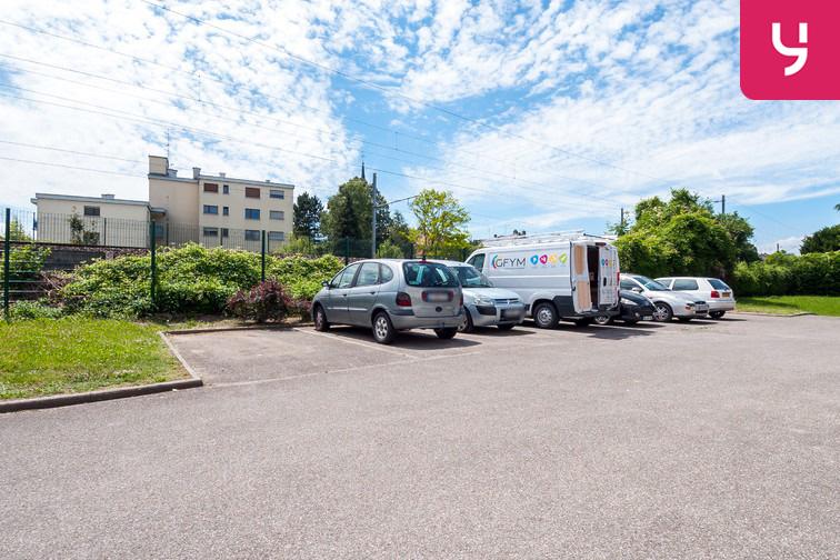 Parking Daguerre - Mulhouse Mulhouse